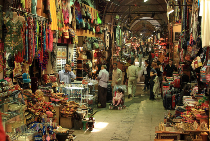 Grand Bazaar Shop, Instanbul